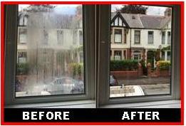Window Repaired in Cardiff